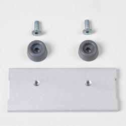 Заглушка для верхней двойной направляющей 42мм - Raumplus