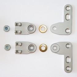 З'єднання для розкривних дверей S800, ліве - Raumplus
