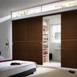 Система для деревянных дверей AIR 28-32мм, цвет-серебро - Raumplus