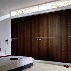 Система для деревянных дверей AIR 38-42мм, цвет-серебро - Raumplus