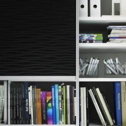 Класичні двери S751, колір-срібло - Raumplus