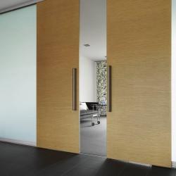 Система для деревянных дверей 28-32мм, цвет-серебро - Raumplus