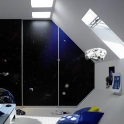 Система подвесных дверей S 1600 AIR c доводчиком, цвет-серебро - Raumplus