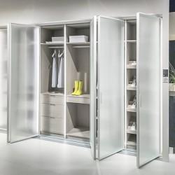 Класичні двери 1200,колір-срібло - Raumplus
