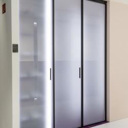 Класичні двери 1200, колір- темна бронза - Raumplus