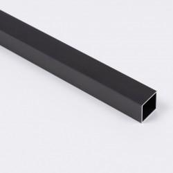 Профиль вертикальный Creo 21 мм, цвет черный - Raumplus