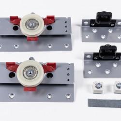 Комплект креплений Flua ІІ для внутренних дверей - Raumplus