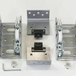 Раздвижной механизм для внешней двери Flua В - Raumplus