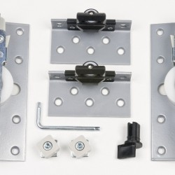 Раздвижной механизм для внутренней двери Flua В - Raumplus