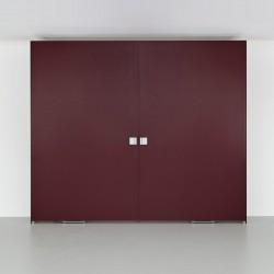 Система навесных дверей Flua Coplanar - Raumplus