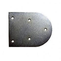 Пластина соединения для мансардной двери - Raumplus