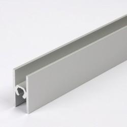 Профиль соединительный, цвет-серебро - Raumplus
