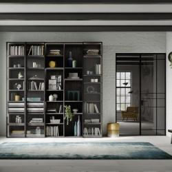 Класичні двери RPE, колір-темна бронза - Raumplus