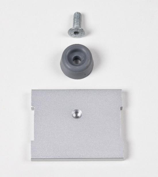 Заглушка для направляющей AIR 34мм - Raumplus
