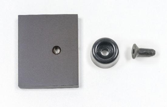 Заглушка для верх. одиночной направляющей 42мм - Raumplus