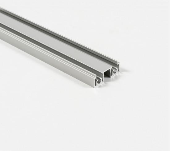 Профиль для складных/распашных дверей 1200 черный - Raumplus