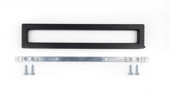 Плавающая ручка S1200, цвет- черный - Raumplus