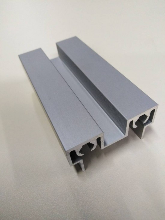 Профиль нижний AIR-A 1200, цвет серебро - Raumplus