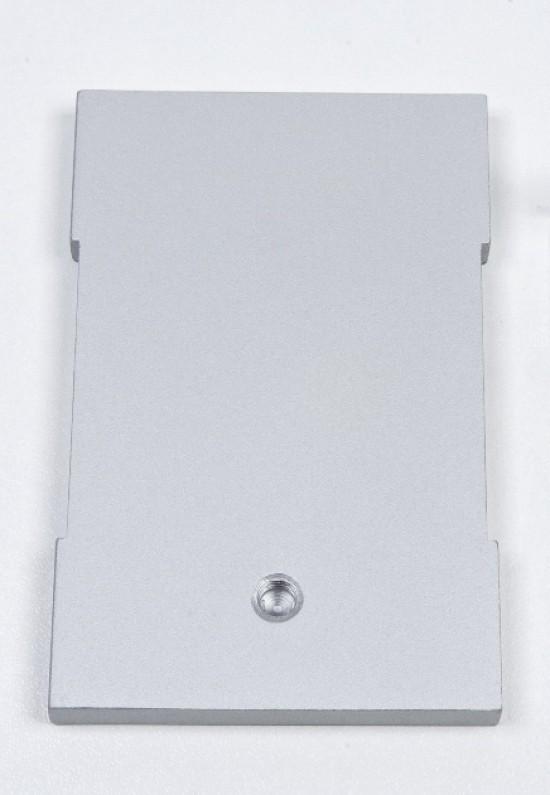 Заглушка для направляющей AIR SDB, одиночная темная бронза - Raumplus