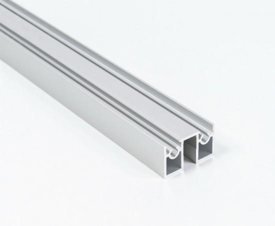 Профиль верхний AIR 1200, цвет серебро - Raumplus