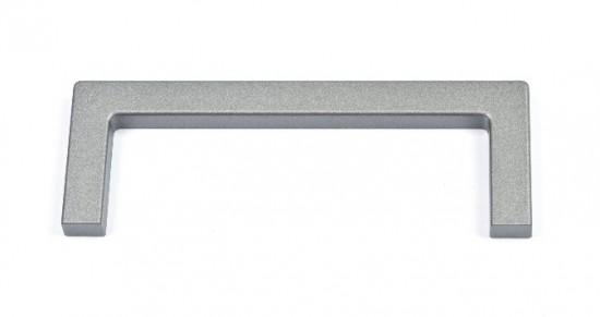 Ручка - скоба серебро - Raumplus