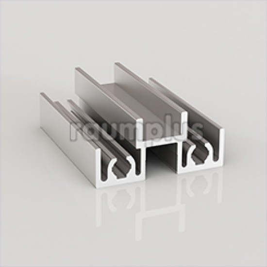 Профиль нижний AIR 1200, цвет серебро - Raumplus