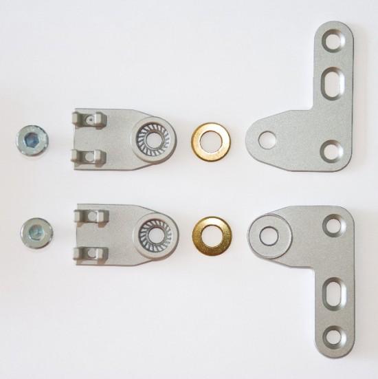 Соединение для распашной двери S800, левое - Raumplus