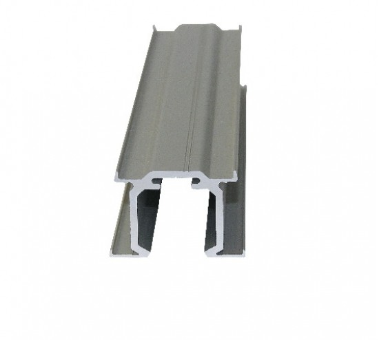 Направляющая верхняя внутренняя AIR, цвет-серебро - Raumplus