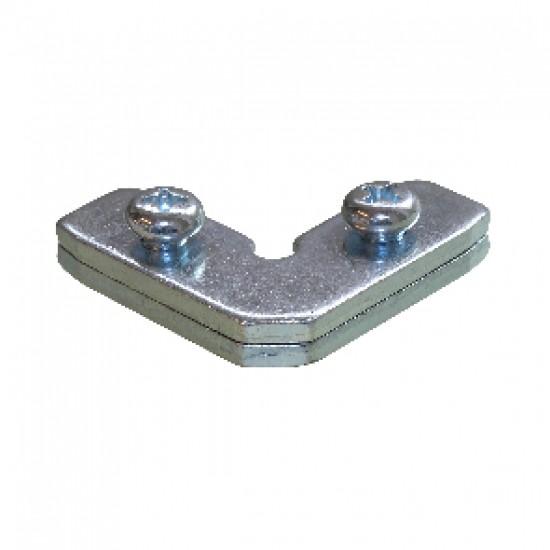 Уголок соединительный для полок LED - Raumplus