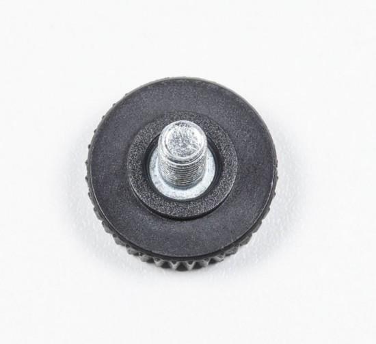 Регулируемая нога Creo , цвет черный - Raumplus