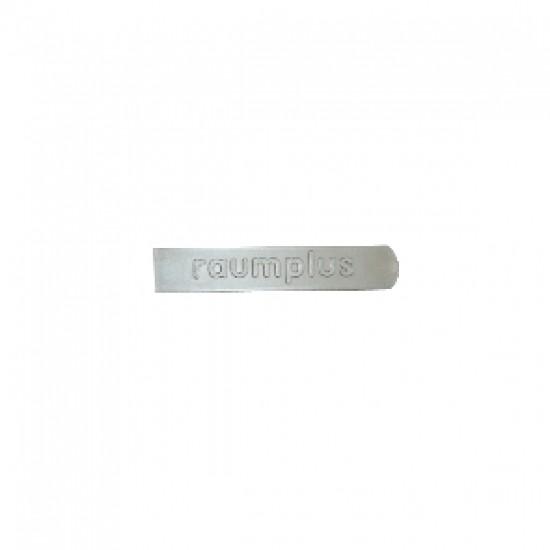 Накладка для винта 751 серебро - Raumplus