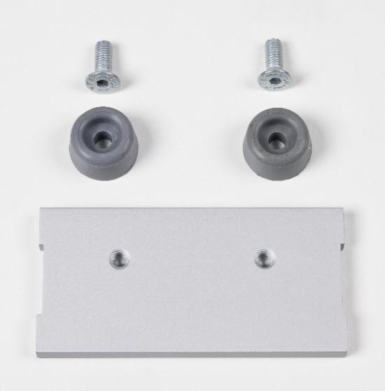 Заглушка для верхньої подвійної направляючої s34мм - Raumplus