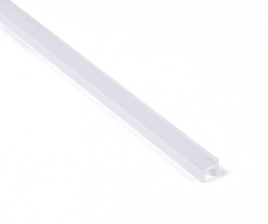 Профиль-рассеиватель для стеклянной полки LED - Raumplus