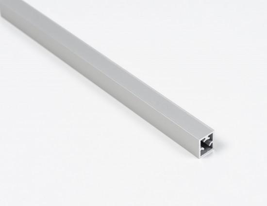 Профиль декоративный 12мм S1200, черный - Raumplus