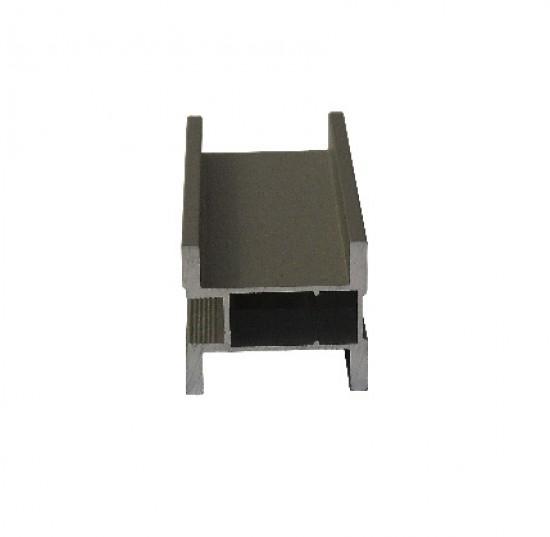 Профиль вертикальный S3000, серебро - Raumplus
