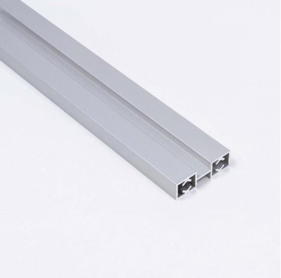 Профіль з'єднувальний 1200, колір-срібло - Raumplus