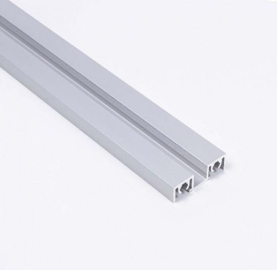 Профиль верхний 1200, цвет-серебро - Raumplus