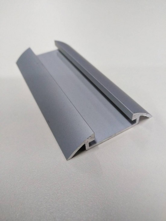 Направляющая для складной/распашной двери под магнитную ленту - Raumplus