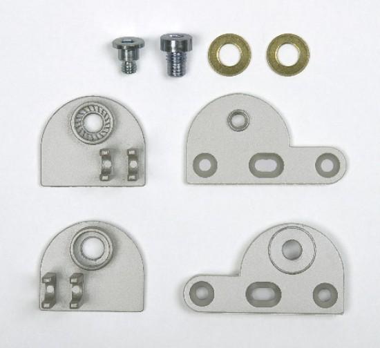 Соединение для распашной двери S751, левое - Raumplus