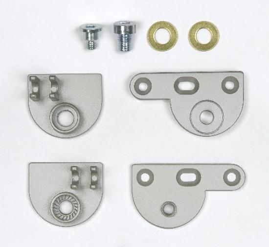 Соединение для распашной двери S751, правое - Raumplus