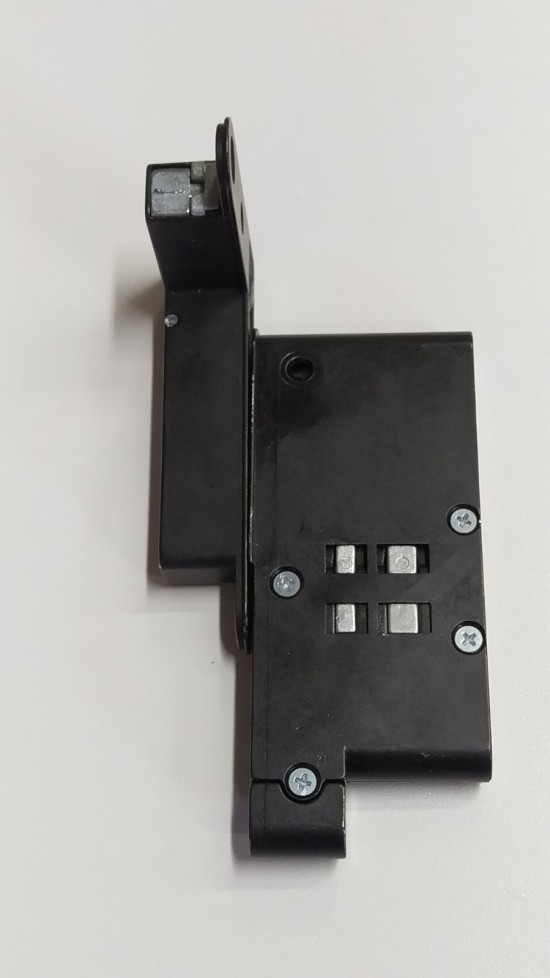 петля RPE нижняя левая/верхняя правая /soft close - Raumplus