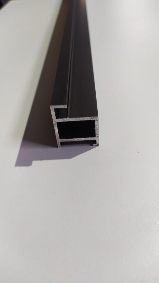 Профиль рамочный RPЕ , темная бронза - Raumplus