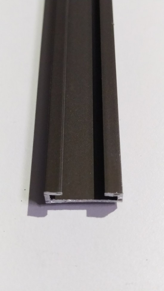 Накладка на профиль RPЕ темная бронза - Raumplus