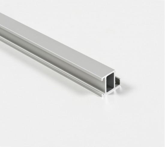 Профиль рамочный RPS 29мм, цвет серебро - Raumplus