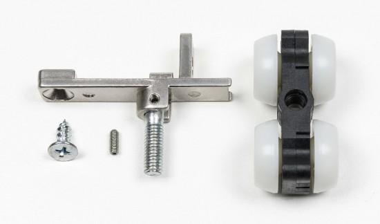 Верхний ролик  для складной двери S300/751 - Raumplus