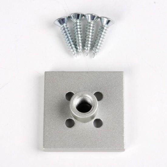 Переходной элемент UNO, серебро - Raumplus